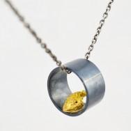 Alluvial pendant small