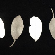 SE Queensland leaves brooches