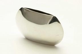 Sterling silver vessel